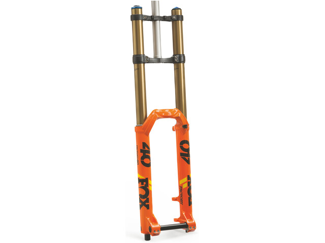 "Fox Racing Shox 40K Float F-S Grip2 Boost Federgabel 27,5"" 203mm 20TAx110 Boost orange"